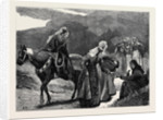 The War in the East, Georgian Women by Anonymous