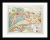 Geological Map of Germany 1899 by Anonymous