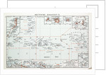 Map of German Colonies German New Guinea 1899 by Anonymous