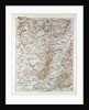 Map of Elsass-Lothringen 1899 by Anonymous