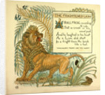 The Frightened Lion by Anonymous