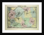 Map of Choisy-Le-Roi France by Anonymous