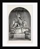 The Princess Charlotte Monument. The Princess Charlotte Augusta, 1796 - 1817. Daughter of George, Prince of Wales and Caroline of Brunswick. by Anonymous