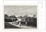 General View of Great Brington by Anonymous