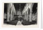Gresford: The Nave by Anonymous