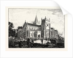 Ottery St. Mary, from the South West by Anonymous