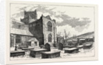 Cartmel Church, from the South by Anonymous