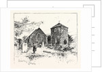 Bronllys Church by Anonymous