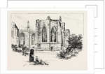 Howden, the Chapter House, from the South by Anonymous