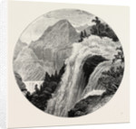 A View in the Geiranger by Anonymous