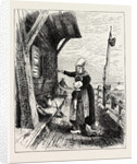 A Norwegian Peasant's House by Anonymous