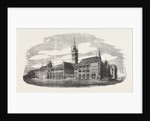 Seventh Prize Design for the Foreign Department (Mr. G.E. Street F.S.A. Architect): Premium £100 by Anonymous