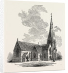 New Church of St. John the Evangelist at Lowestoft UK by Anonymous