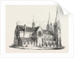 St. Ninian's Cathedral Perth 1854 by Anonymous
