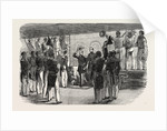 Visit of the Emperor of the French to the Royal Yacht at Boulogne 1854 by Anonymous