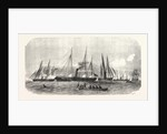 Her Majesty's Despatch Gun-Boats 1854 by Anonymous