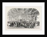 Collation at the Opening of the Norwegian Trunk Railway 1854 by Anonymous