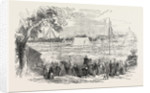 The Lower Canadian Agricultural Exhibition 1854 by Anonymous