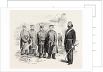 Russian Prisoners at Schumla 1854 by Anonymous