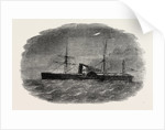 The Arctic Steamship 1854 by Anonymous