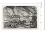 Mare and Co.'s Iron Ship-Building Works Bow-Creek Blackwall 1854 by Anonymous