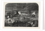 Mare and Co.'s Iron Ship-Building Works 1854 by Anonymous