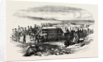 The Crimean War: Siege of Sebastopol: Dr. Smith's New Ambulance Waggon by Anonymous