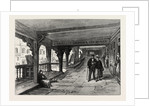 Chester: Watergate Row, UK, 1869 by Anonymous