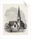 Church of St. John the Evangelist, Kingston-on-Thames, UK, 1873 by Anonymous