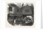 Hudson's House, College Street, at York, UK, 1849 by Anonymous