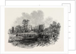 Hatfield Church, from the London Road, 1846 by Anonymous