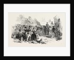 Embarkation of Troops at Gravesend, for Foreign Service: The Parting. UK, 1846 by Anonymous