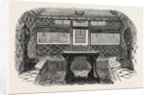Interior of Compartment of First-Class Carriage, 1847 by Anonymous