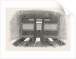 Interior of Compartment of Second-Class Carriage, 1847 by Anonymous