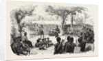 Dr Livingstone's Missionary Travels and Researchers in South Africa: Reception of the Mission by Shinte 1857 by Anonymous