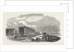 Improvements at Southend, Essex: Part of the New Suburb Called Clifftown, UK, 1861 by Anonymous