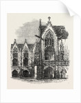 Brunswick: The Rathaus, 1864 by Anonymous