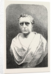 Bust of Mr. Robert Stephenson, M.P. 1858 by Anonymous