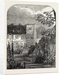 House at Highgate in which Coleridge the Poet Died, 1858 by Anonymous