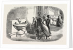 Drinking Fountains at the British Museum, London, 1860 by Anonymous