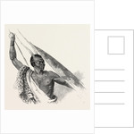 Kaffir Chief, 1846 by Anonymous
