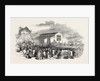 Great Meeting of the Royal Agricultural Society at Newcastle: The Great Pavilion and Cattle Show, UK, 1846 by Anonymous