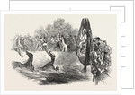 Accident at Benson Lock, 1846 by Anonymous