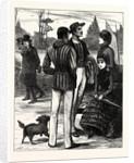 Athletics V. Aesthetics. 1883 by Anonymous