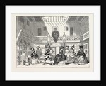 Christmas Pantomimes: Drury Lane. Scene from the Pantomime of Harlequin Hogarth by Anonymous