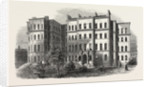 King's College Hospital, Portugal Street, Lincoln's Inn, London, 1861 by Anonymous