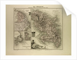Map of Martinique French Guiana and Terra Nova 1896 by Anonymous