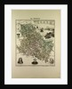 Map of Yonne by Anonymous