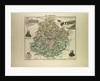 Map of Sarthe by Anonymous