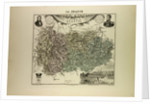 Map of Meurthe by Anonymous